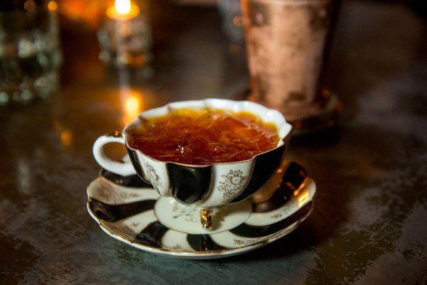 A Spiked Punch to Perk Up a Summer Dinner - NYTimes.com