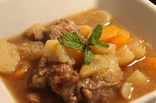 irish lamb stew | season of soup | Pinterest