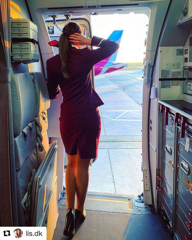 Pin by Emil Kozieja on Stewardess in 2019 Flight