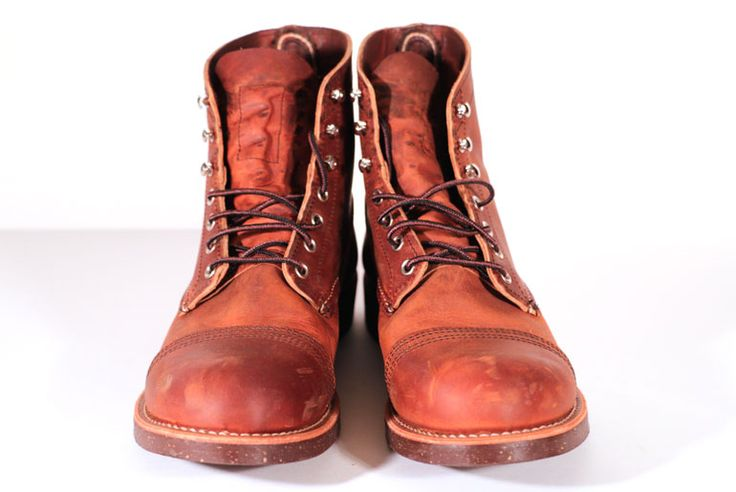 We conclude our Entry Level Boot Showdown reviews with what we feel is the best boot of the bunch, the Red Wing Iron Ranger.