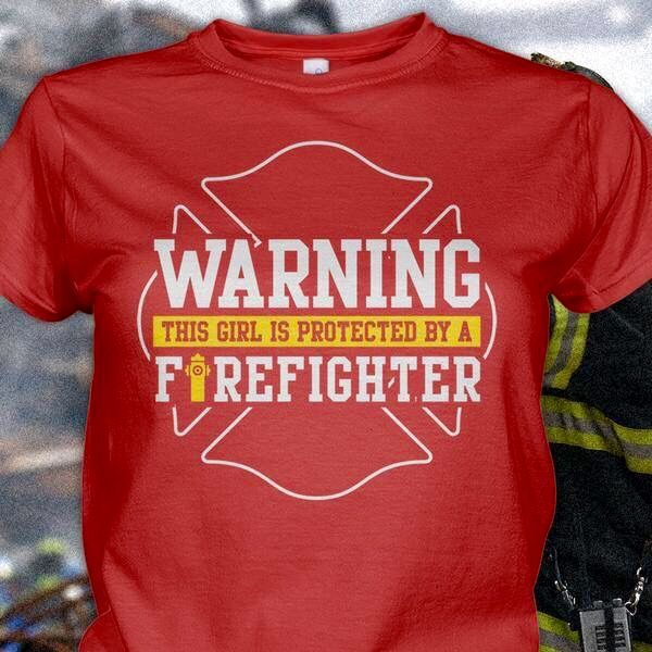 ❤️ My Firefighter
