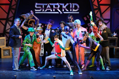 Day 1: Favourite StarKid production- Most certainly HMB, even though Joey wasn't in it, we got to meet Jeff.