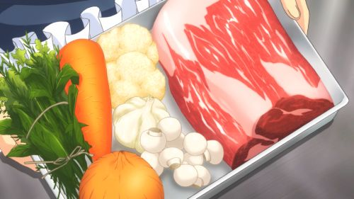 Roast Beef Ingredients