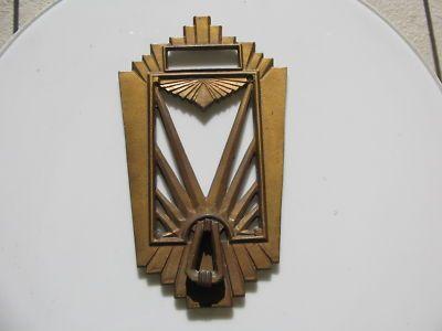 200 best Art Deco: Door/Window/Cabinet Hardware & Mailboxes images ...