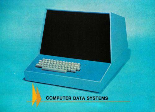Computer Data Systems - Versatile 2 (1977)    CP/M OS    Zilog Z80 CPU    16kb RAM   (via constable-connor)