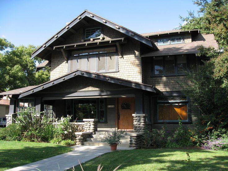 South Pasadena, craftsman house