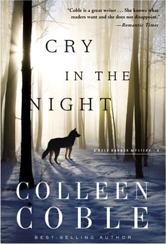 Bargain e-Book: Cry in the Night {by Colleen Coble} ~ $2.99! #kindle #books