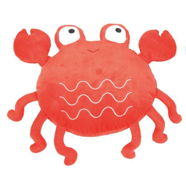 Poduszka FLAT krab #pillow #crab #kids #dream #gift #prezent #dziecko  http://www.mojebambino.pl/poduszki-i-przytulanki/6854-poduszka-flat-krab.html