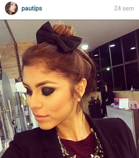 #SmokeEyes #Pautips #Instagram #BlackStyle