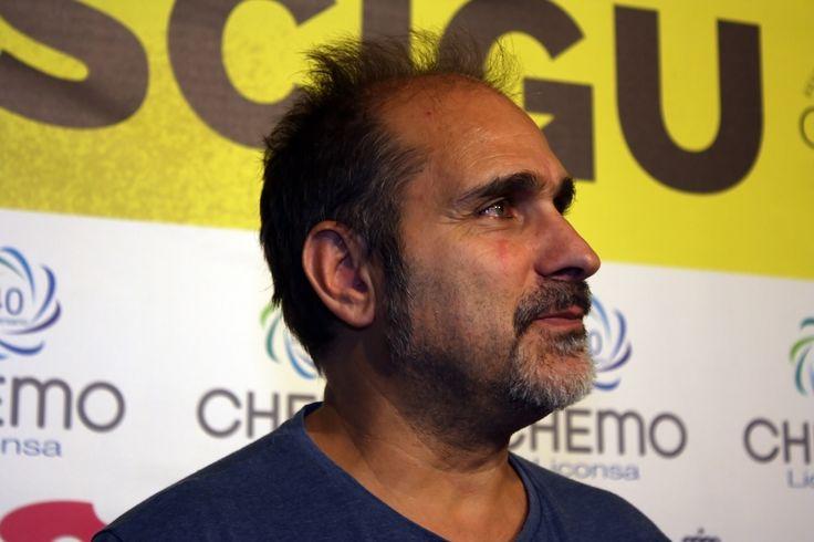 LUIS MORENO. Director de FESCIGU