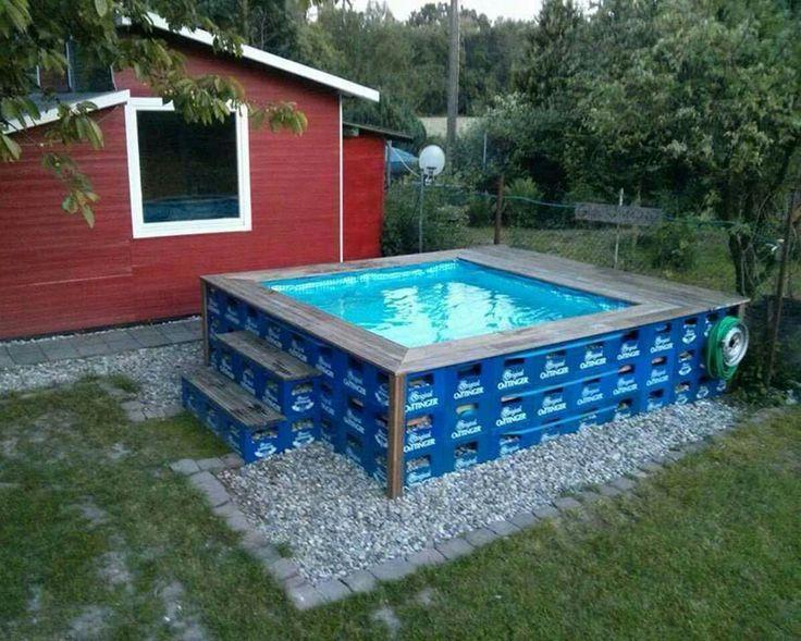 Futura piscina piscinas piscinas casas con alberca y for Piscinas pequenas portatiles