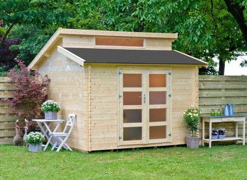 kleines gartenhaus aus holz m chten sie ein haben lesen. Black Bedroom Furniture Sets. Home Design Ideas