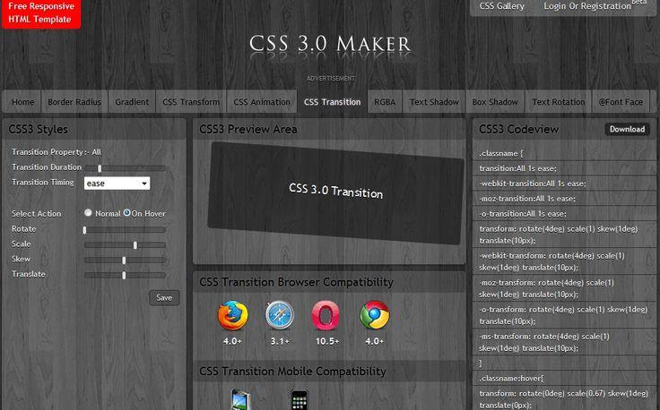 TYransiciones CSS