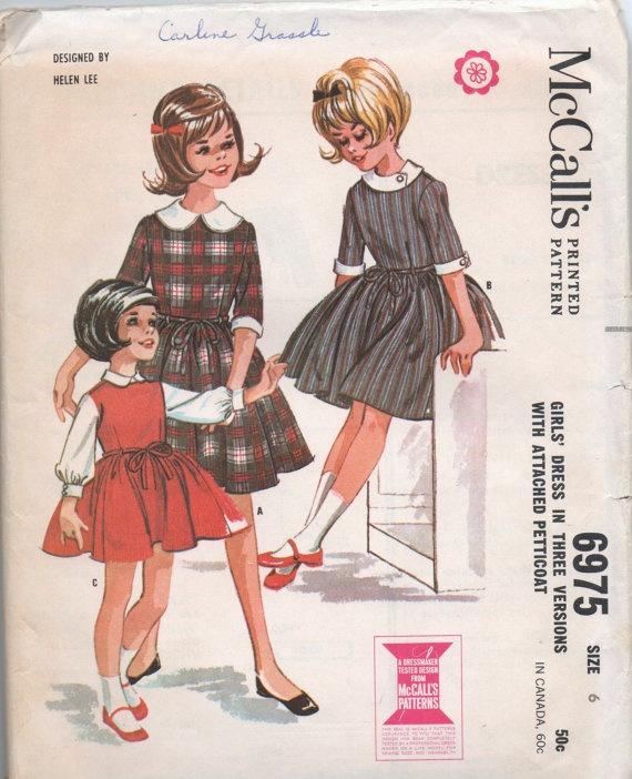 The 914 best Vintage patterns images on Pinterest | Vintage sewing ...