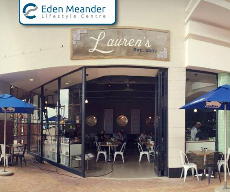 Visit #Laurens at the #EdenMeanderLifestyleCentre for our delicious meals and in-house coffee, served by our friendly staff. For a full list of our stores, click here: http://asite.link/byh. #GardenRoute