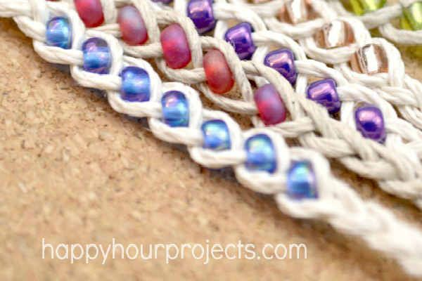 Wish Bracelets DIY Project!  Do you or your kids enjoy making jewelry at home? If so, we have a fun summer activity for your family! You can make these fu                                                                                                                                                      More