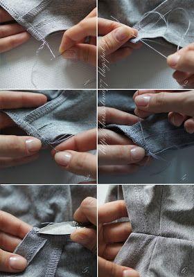Do it yourself: Как сшить трикотажную футболку