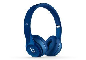 Beats By Dre Solo 2 Wireless On-Ear Headphones with Bluetooth,Blue