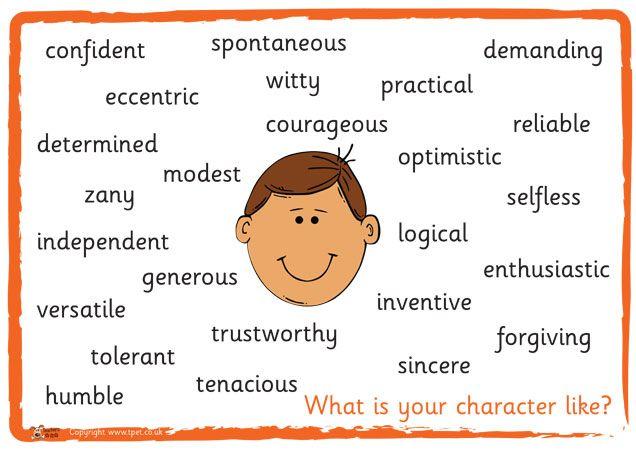 Teacher's Pet - Character Descriptions Mats/Posters - FREE Classroom Display Resource - EYFS, KS1, KS2, characters, describe, description, p...
