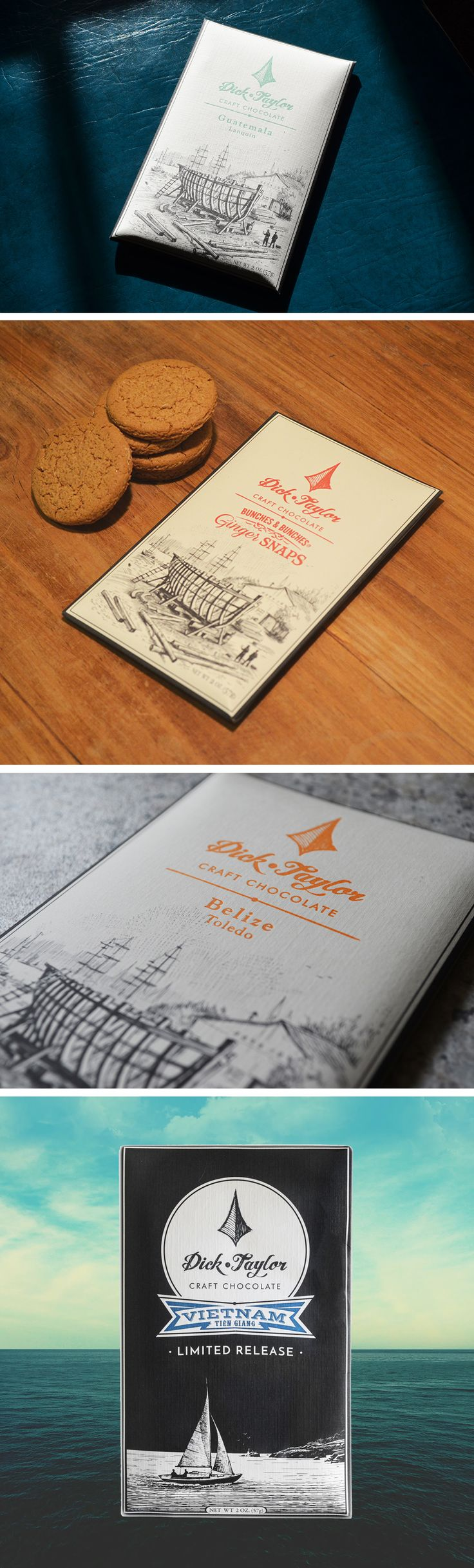 Dick Taylor Craft Chocolate from The Chocolate Bar, New Zealand
