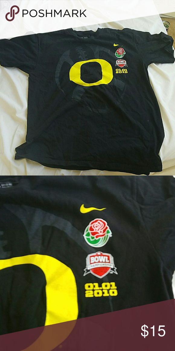 Nike University Oregon 2010 Rose Bowl Shirt Nike University Oregon 2010 rose bowl shirt Nike Shirts