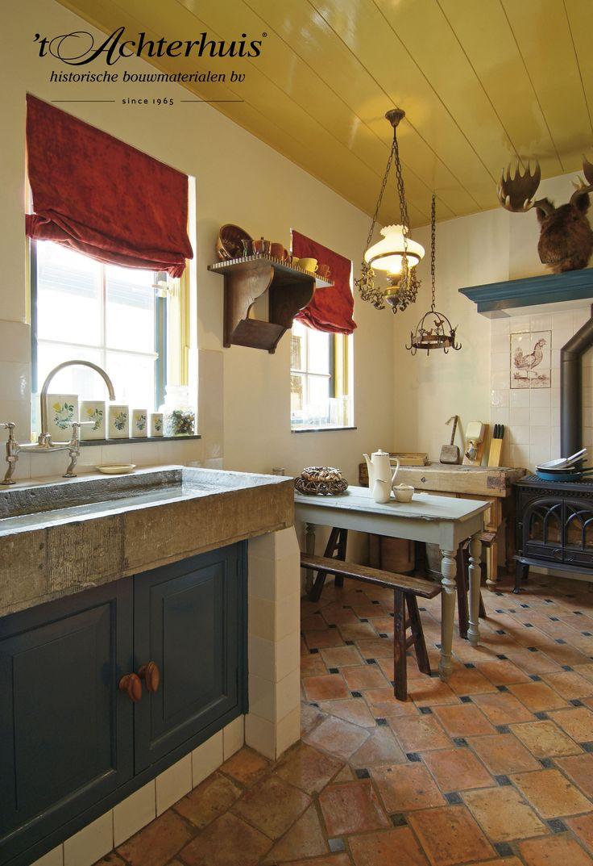 17 beste idee n over keuken tegels op pinterest metrotegels metro tegel keuken en - Tegel keuken oud ...