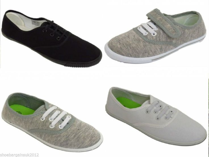 Best 25 kids trainers sale ideas on pinterest new balance 996 girls boys kids grey white lace up shoes pumps plimsole casual trainers 6 uk 2 fandeluxe Images