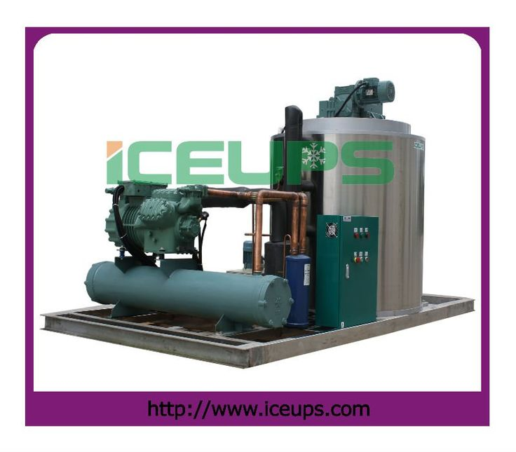 """Flake ice machine, industrial ice making machine (12ton/24hours)"""