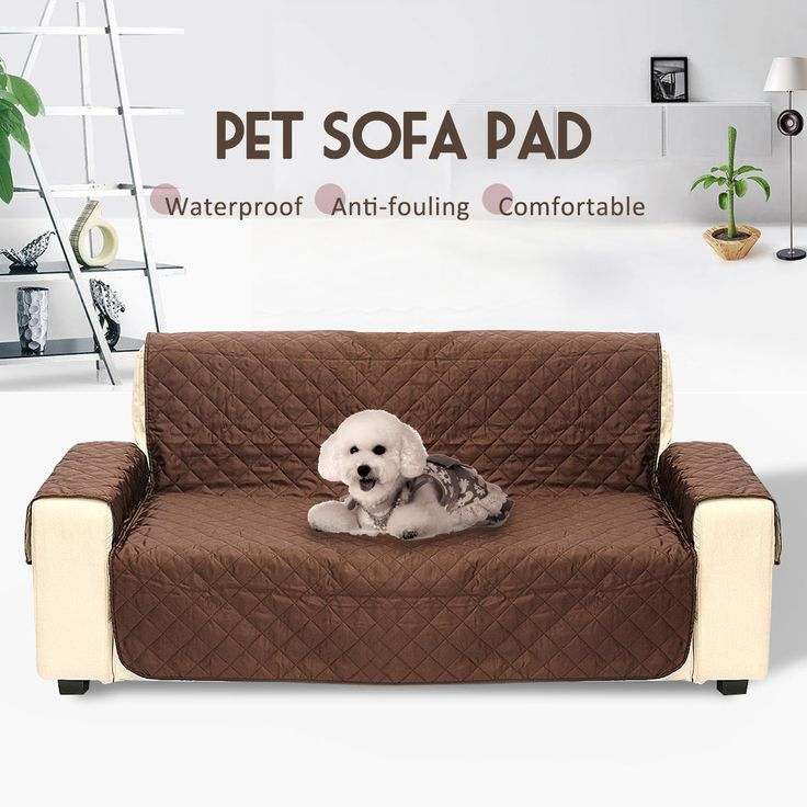 2 Seaters Waterproof Dog Cat Sofa Cover Pet Furniture Couch Protector Blanket