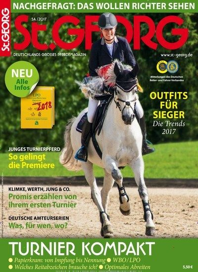 #Turnier Kompakt: Welches #Reitabzeichen brauche ich? 🐴🎖  In @STGEORG_reiten:  #reiten #Nennung #Reitturnier #Pferd