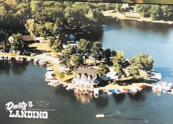 Dustys landing portage lakes in 2020 portage lakes