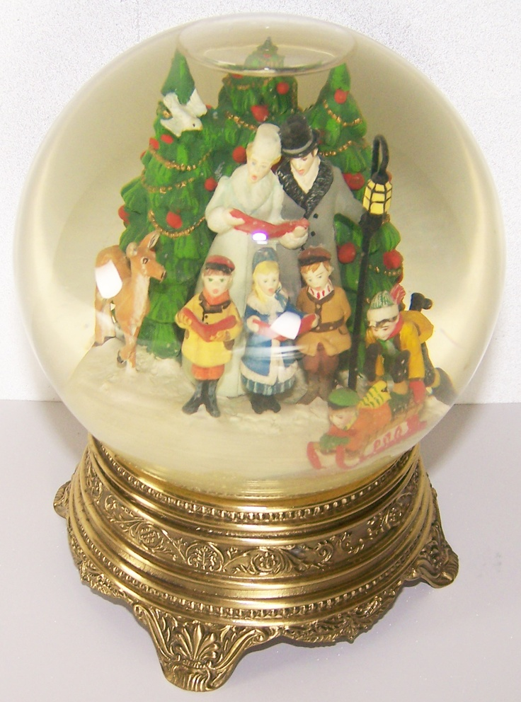 Franklin Mint Christmas Ornaments