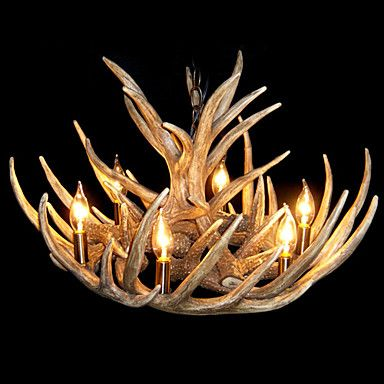 I can't decide if this is tacky or if I love it or both.  Artistic Antler Featured Chandelier with 6 Lights – USD $ 269.99: Antiques Chand, Features Chandeliers, Trav'Lin Lights, Ceilings Lights, Antlers Chandeliers, Antlers Features, Pendants Lights, Antler Chandelier, Artists Antlers