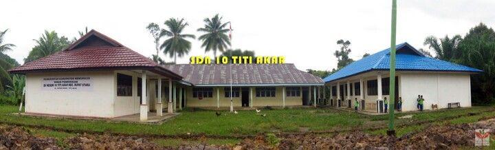 Titi Akar - Rupat Island