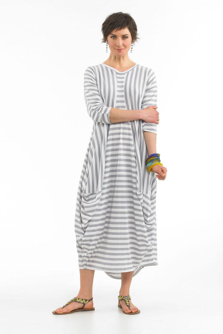 Sunset Dress: Mariam Heydari: Knit Dress - Artful Home. i LOVE living in dresses like this xx