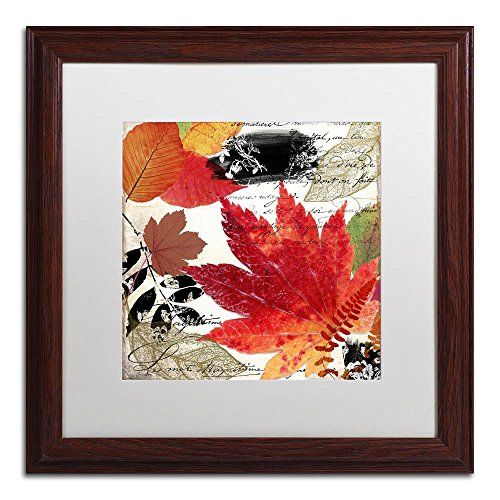 Equinox I by Color Bakery White Matte Wood Frame 16x16Inch >>> Learn more by visiting the image link.(It is Amazon affiliate link) #iliketurtles