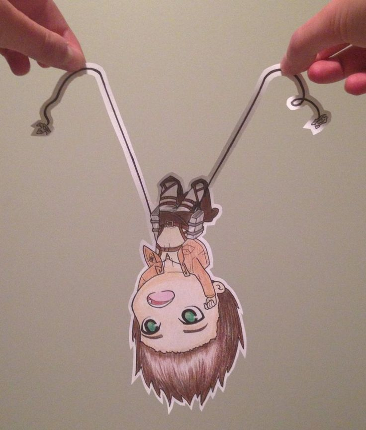 Drawn in November, 2013. Eren Jaeger from Attack on Titan/Shingeki no Kyojin. Aw! How cute! I decided to do a little craft, so I made Eren. Lil' chibi Eren! Now I can post him to my magnetic whiteb...