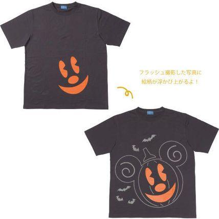 ディズニー ハロウィーン 2016 Tシャツ かぼちゃ ミッキー