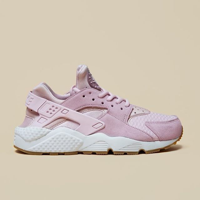 This #valentines say it with the gift of trainers  feat our new Bleached Lilac Nike Air Huaraches  #nike