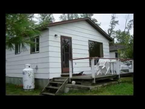 *Wohnen & Vermieten* in Bruce Mines (Kanada) Anlage mit 8 Häuser auf ca. 50.000 qm Land direkt am See zu verkaufen!! http://youtu.be/TdRydy5kM1M