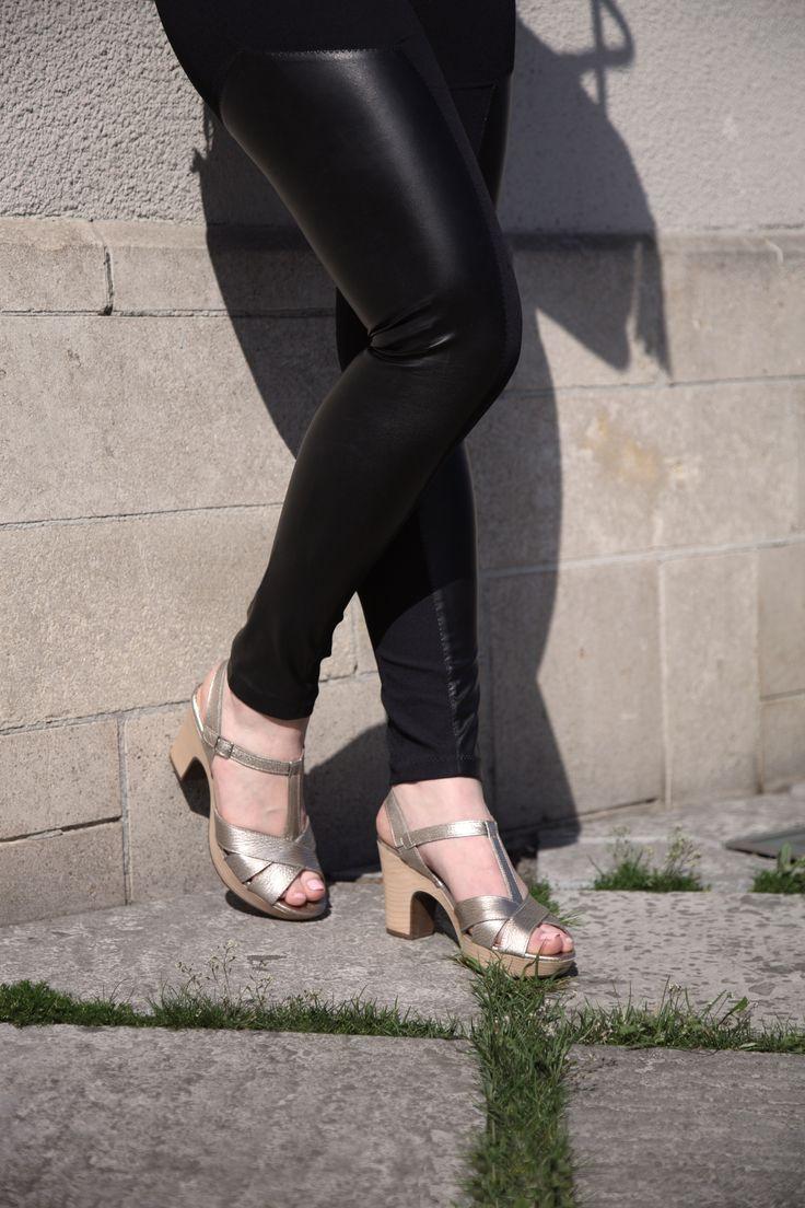 Zilveren sandalen | Wonders | Brantano