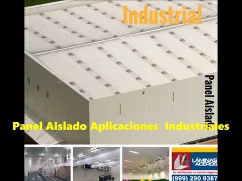 panel aislado para aplicaciones industriales
