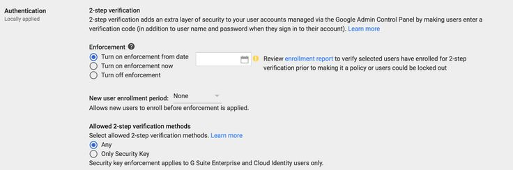 7 ways admins can help secure accounts against phishing in G Suite    We work hard to help protect your company against phishing attacks—from using machine learning, to tailoring our detection algorithms, to building features to spot previously unseen attacks. While we block as many external attacks as we can, we continue to build and offer features designed to... https://unlock.zone/7-ways-admins-can-help-secure-accounts-against-phishing-in-g-suite-2/