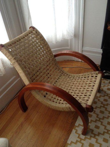 Vintage Mid Century Modern Armchair in Panhandle, San Francisco, CA 94117, USA ~ Krrb