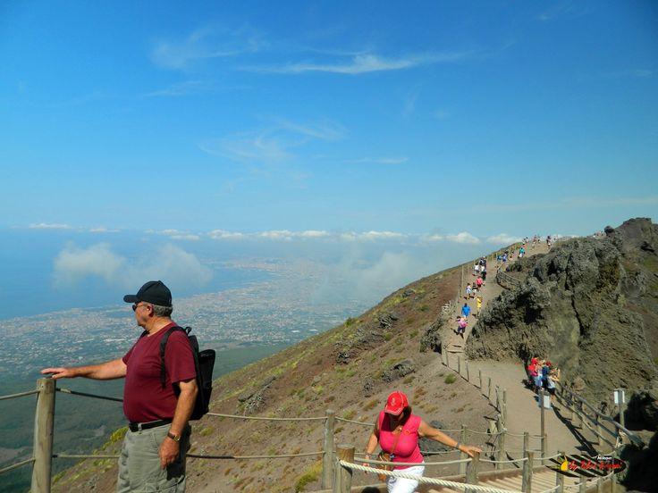 Mount Vesuvius,  Nikon Coolpix L310, 4.5mm,1/800s,ISO80,f/3.1,+1.0 201507131024