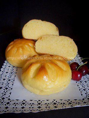 Brioches allo yogurt - by www.mentacioccolato.com