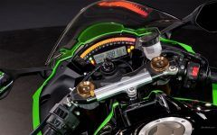 Unbelievable Kawasaki Ninja ZX10RR 2017 HD Wallpaper
