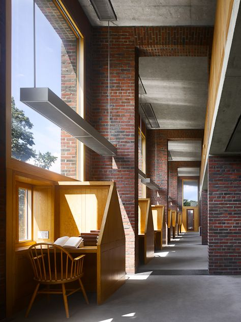 Phillips Exeter Academy Library, New Hampshire, USA / by Will Pryce