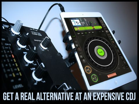 Get a real alternative at an expensive CDJ
