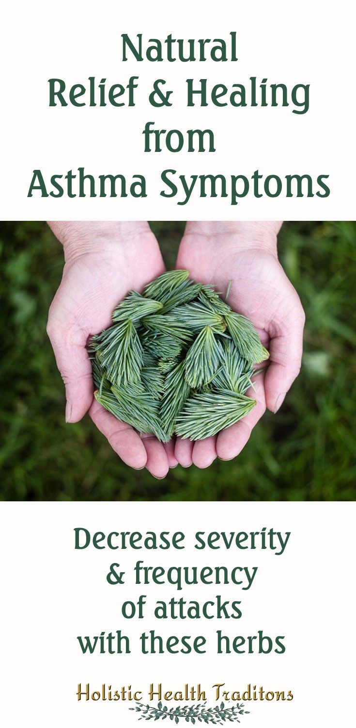 Herbs for Natural Asthma ReliefDebs Hobbies